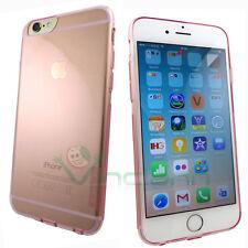 "Custodia Nillkin Nature 0.6mm rosa trasparente per iPhone 6 6S Plus 5.5"" cover"