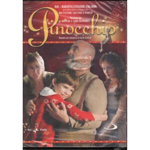 Pinocchio (2009) DVD S Alberto M Buy A Gassman L Littizzetto V Placido Sigillato