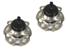 REAR WHEEL HUB BEARING ASSEMBLY FOR 2010-2015 TOYOTA PRIUS PAIR NEW LOWER PRICE