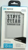 Speck Presidio Stay Clear Case for iPhone 11 Pro - Clear