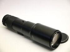 Sigma-XQ 400mm F5.6 Telephoto Lens. stock No. U5744
