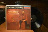Larry Elgart Orchestra Self-titled LP RCA LSP-1961 Stereo