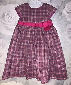 Girls Age 9-12 Months - Pretty Dress