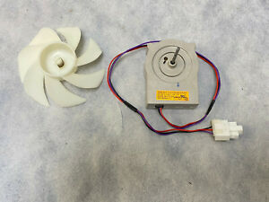 OEM LG Refrigerator Evaporator Fan Motor EAU61524007 (see description)