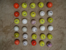 30 used field hockey balls – variety of conditions and brands