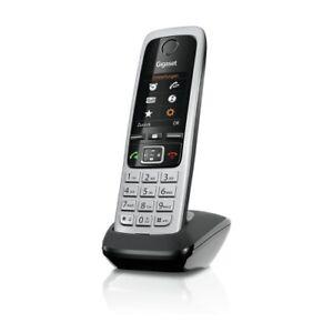GIGASET schwarz C430HX Schnurlos Zusatzmobiltelefon für C430 C530 mit Akku
