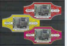 3 sigarenbandjes Daf - Militair (YA5442 DT) 0009A (a05) - Lees !!!