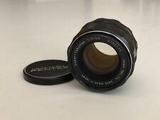 ASAHI PENTAX HONEYWELL SUPER TAKUMAR 55mm f/2 M42 Screw Mount Camera Lens 1:2