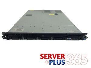 HP Proliant DL360 G7 4-Bay server, 2x 2.93GHz QuadCore, 128GB(16x 8GB) RAM, DVD