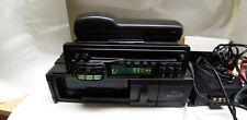 Jaguar XJS ? CD Wechsler  und Alpine Radio 7817 und Endstufe