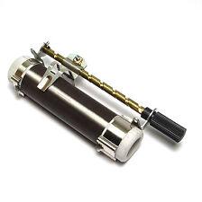 Spindel-Widerstand / Leistungs-Trimmer / Rheostat, Draloric F21, 4 kOhm, 15W
