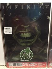 Avengers #16 Hickman Spencer Prelude To Infinity Comic Book