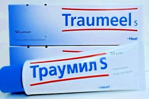 Traumeel S Anti-Inflammatory Homeopathic Cream Pain Relief 50mg Ointment 04.2023