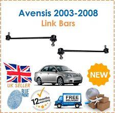 For Toyota Avensis 2003-2008 Front BLUEPRINT Stabiliser Sway Link Bar Set New