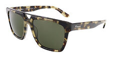Salvatore Ferragamo SF731S 212 Antique Tortoise Square sunglasses