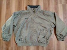 Men's Columbia Winter Jacket Omni Shield Gray Coat Waterproof RN 69724 ~ Sz XXL
