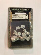 Cyclone Terminator 2002 Warhammer 40k New in Blister Space Marines