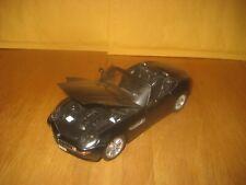 Maisto Black BMW Z8 Diecast Convertible 1/24