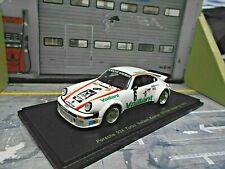 Porsche 934 turbo talla 5 DRM Norisring 1976 #6 wollek vaillant kremer Spark 1:43