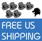 6pcs Universal Super-8 Movie Projector Film Reel Adapter-s Plugs to 8mm Spindle