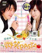 6 DVD Taiwan Drama Smiling Pasta / Sonria Pasta TV 1-27 End Good English Sub R0