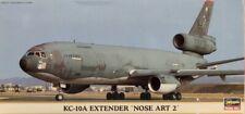 Hasegawa 1:200 KC-10 A KC-10A Extender Nose Art 2 Plastic Model Kit #10607U