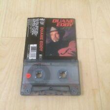 DUANE EDDY - DUANE EDDY - SELF TITLED (UK CASSETTE/TAPE ALBUM)