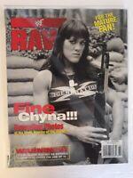 WWF Raw Magazine 1998 October Fine Chyna!! Revealing Photos 9th Wonder World WWE