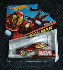 2014 HOT WHEELS MARVEL IRON MAN  # 1