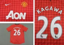 2012-13 nike Manchester United Home KAGAWA 26 Shirt SIZE M (adults)