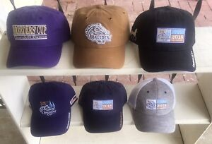 Breeder's Cup Hats Churchill Downs Louisville Ky Horse Racing Cap 6 Styles !