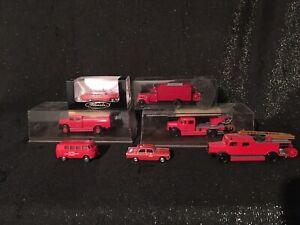 Konvolut Feuerwehr Modellautos Brekina 1:87 aus Nachlass eines Sammlers