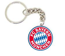 Porte clé badge club logo fc bayern de Munich football allemand Emblème