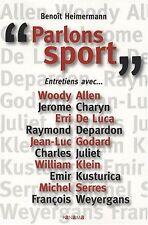 Parlons sport .Benoît HEIMERMANN.Panama  Z015