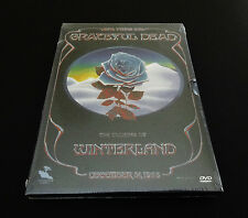 Grateful Dead Closing of Winterland 1978 New Years Eve Special Edition 2 DVD New
