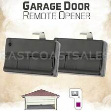 2 For 953D 956D Chamberlain Compatible 3 Button Garage Door Opener Remote 950CD
