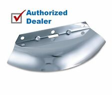 Kuryakyn Chrome Lower Triple Tree Air Wind Deflector Trim Accent Harley Touring