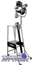 Total Attack Volleyball Pitching Machine by sports attack