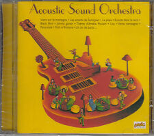 MARTIAL MARTINAY – Acoustic Sound Orchestra (Magic Records – France, 2002) NEW!