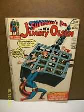 Superman's Pal Jimmy Olsen No 148, April 1972 - DC Comic