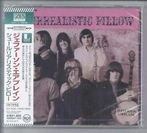 JEFFERSON AIRPLANE Surrealistic Pillow +6 / JAPAN Blu-spec cd BSCD2  sealed NEW