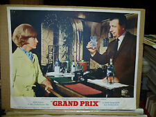GRAND PRIX, orig 1967 LC #3 (Eva Marie Saint, Yves Montand)