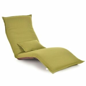 Chaise Lounge Chair Adjustable Foldable Lounger Sofa Bed Living Room Furnitures