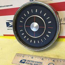 Studebaker dash filler plug,  used and no glass.    Item:  4164