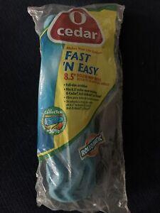 """O CEDAR FAST 'N-EASY ROLLER MOP HEAD Refill 8.5"""" Fits Roll-O-Matic Vileda"""