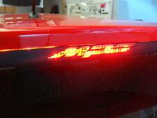 Mazda MPS rear brake light sticker / decal  black color x 2 hatchback 03-09