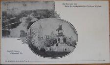1903 Steamer Ship 'Private Mailing Card' - Richmond, VA