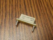 KB/KBIC DC Motor Control Horsepower/HP Resistor #9840 Fixed shipping for US
