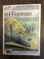 VINTAGE The In-Fisherman Magazine Book #55 June/July 1983 FISHING