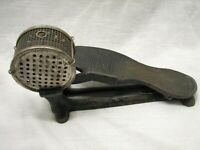 Antique Cast Iron Foot Control Pedal Lathe Drill Tool Sewing Machine Rheostat